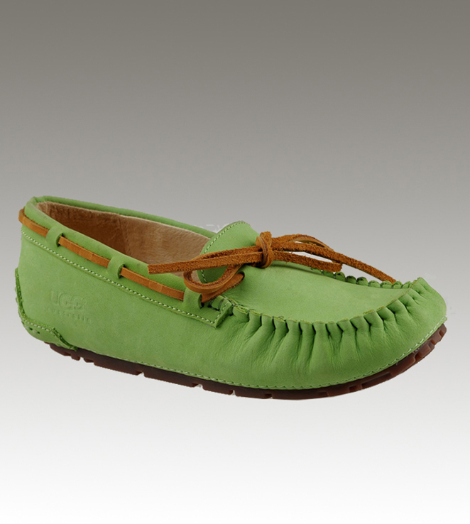 UGG Dakota 5130 Green Slippers